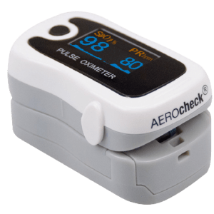 AEROcheck Fingertip Pulse Oximeter